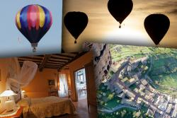 Magnificent Skies - 1 week for 2 incl. hot air balloon ride